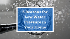 low water pressure home