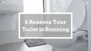 why is my toilet running