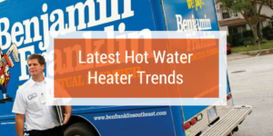 hot water trends