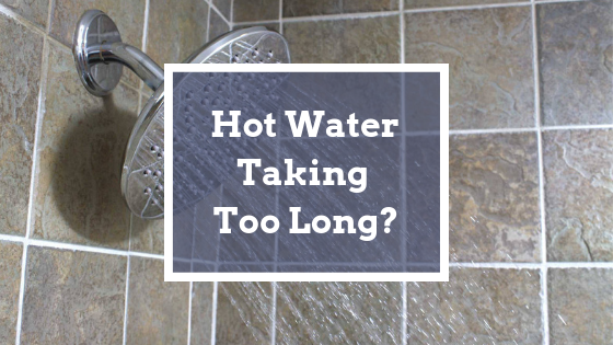 hot water too long