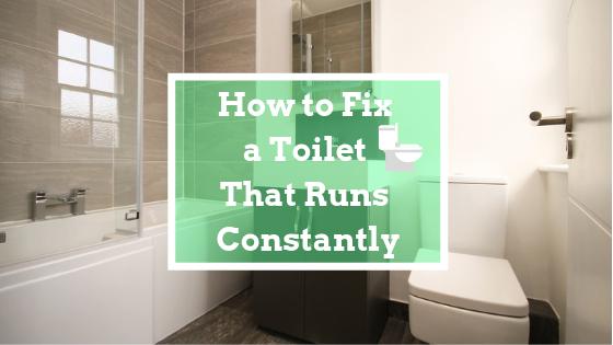 Constant running toilet