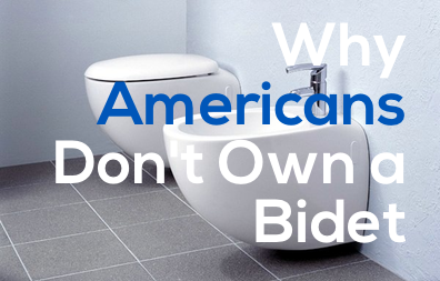 Why Americans Don T Own A Bidet Ben Franklin Plumbing